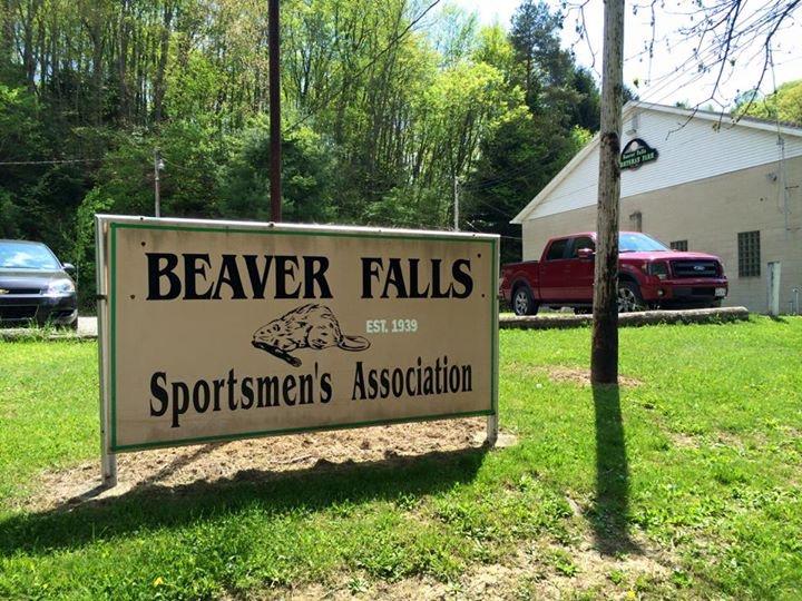 Beaver county shooting range